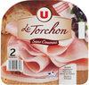 Jambon cuit supérieur sans couenne au torchon - Product