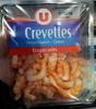 Crevettes tropicales décortiquées, cuites - Produkt