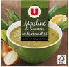Mouliné de légumes vert - Product