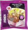Grignotte de poulet rôtie goût indien - Product