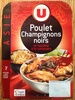 Poulet Champignons noirs et nouilles à la coriandre - Product