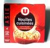 Nouilles cuisinées saveur Poulet et Champignons - Produit