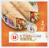 Tortillas souples blé - Produit
