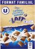 Céréales chocolatées fourrées au lait - Producto
