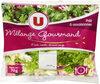 Salade Mélange Gourmand (frisée,mâche,chicorée rouge) - Product