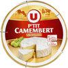 P'tit Camembert au lait pasteurisé 20%MG - Product