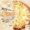 Pizza 4 fromages - Produit