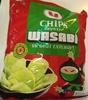 Chips de pommes de terres saveur Wasabi - Product