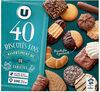 Assortiment biscuits Patissiers - Produit