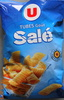 Apéritifs tubes goût salé - Produit