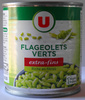 Flageolets Vert, extra-fins - Produit