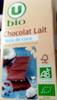 Chocolat lait noix de coco bio - Product