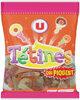 Confiserie tétines acides - Produit