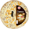 Pizza aux 5 fromages - Prodotto