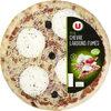 Pizza au chèvre et aux lardons fumés - Producto