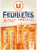 Crackers feuilletés emmental - Produit
