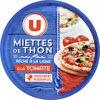 Miettes thon à la tomate pêché ligne - Prodotto