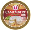 Camembert pasteurisé 21%mg - Product