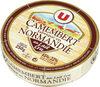 Camembert au lait cru fabriqué en Normandie 22% de MG - Product
