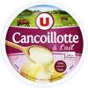 Cancoillotte à l'ail au lait pasteurisé 11% de MG - Product