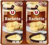 Raclette tranchée au lait pasteurisé 28% de matière grasse - Product