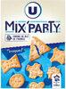 Crackers mix party - Prodotto
