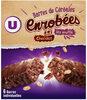 Barres de céréales enrobées de chocolat au riz souflé - Prodotto