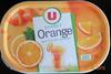 Sorbet Orange, aux écorces orange - Prodotto