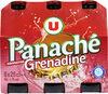 Panaché aromatisé saveur grenadine - Product