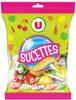 Sucettes boules goût fruits et cola - Produit