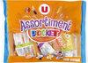 Assortiment de bonbons gélifiés acides - Produit