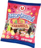 Assortiment bonbons saveurs fruits et caramels - Product