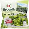Brocolis fleurettes précuits vapeur - Product