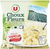 Choux-fleurs fleurettes précuits vapeur - Product