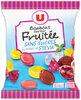 Bonbons fruits stévia sans sucre - Produit