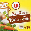 Bouillon pot au feu - Prodotto