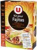 Fajitas kit pour 2 personnes - Product