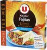 Fajitas crispy kit - Product