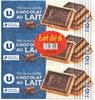 Petit Beurre tablette chocolat lait - Product
