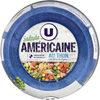Salade Américaine au thon pêché à la ligne - Prodotto