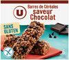 Barres de céréales saveur chocolat sans gluten - Prodotto