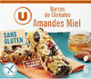 Barres de céréales fruits secs sans glutern - Prodotto