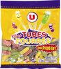 Bonbons mini tubes fourrés qui piquent - Produit