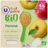 Pots dessert pomme U_TOUT_PETITS Bio - Product