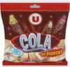 Assortiment cola qui piquent 30% de sucres en moins - Produit