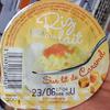 Riz au lait Sur lit de Caramel - Produit