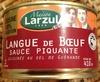 Langue de boeuf sauce piquante - Product