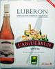 Vin rosé L'Aiguebrun  Appellation Lubéron Contrôlée 3L - Product