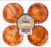 Tielles sétoises calamaras, tomates - Product
