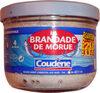 Brandade de morue Coudène - Produit